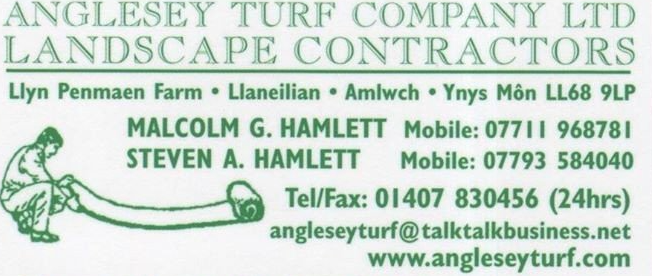 Turf supplier | Anglesey Turf Company Ltd
